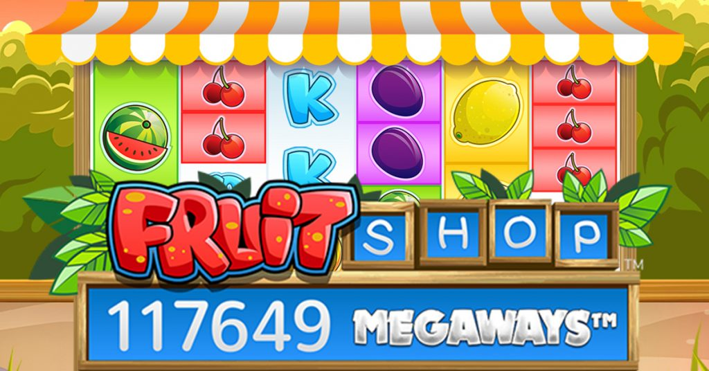 Fruit Shop Megaways Banner | IndiaSlots