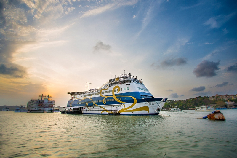 Deltin JAQK Indian Casino Cruise Shop remains closed in Goa
