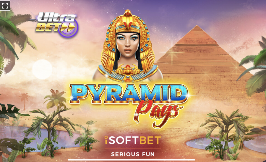 New Slots Preview | Pyramid Pays | iSoftBet