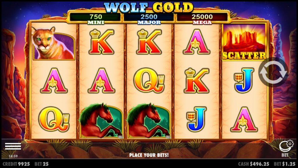 Wolf Gold Mobile | IndiaSlots