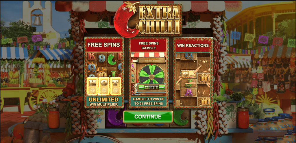 Extra Chilli Megaways Game Demo | IndiaSlots