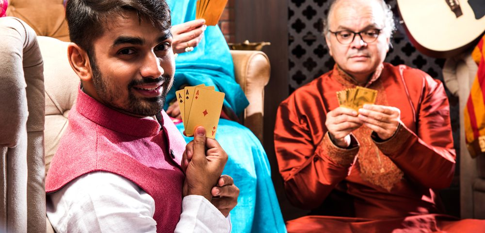 Online card games and their growing popularity in India