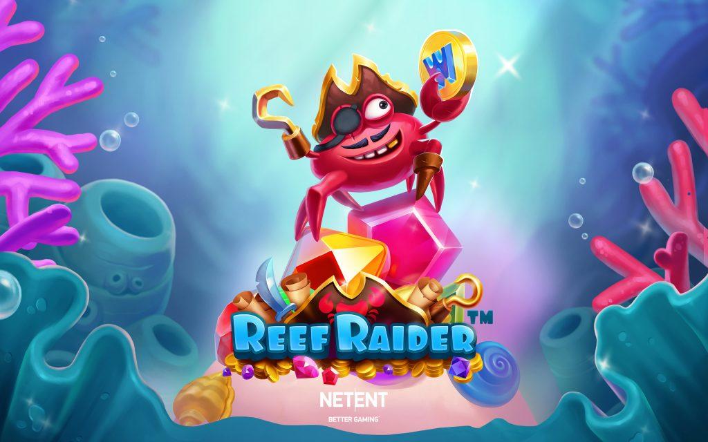 NetEnt Reef Raider Slot At Indian Online Casinos